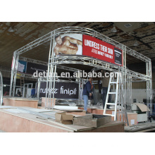 Free exhibition booth stall design exhibition booth custom and construction in shanghai in china