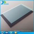 Feuille de plastique 100% bayer makrolon en polycarbonate translucide teinté