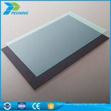 Wholesale best choice 18mm pc solid polycarbonate transparent roofing sheet
