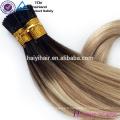 Extension populaire de cheveux de pointe de Balayage de double de haute qualité