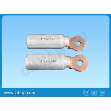 Aluminum-Copper Bi-Metal Terminals with Copper Palms