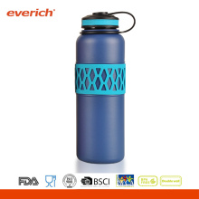 Everich Wide Mouth Opening S/S Vacuum Double Wall 40oz Water Bottles