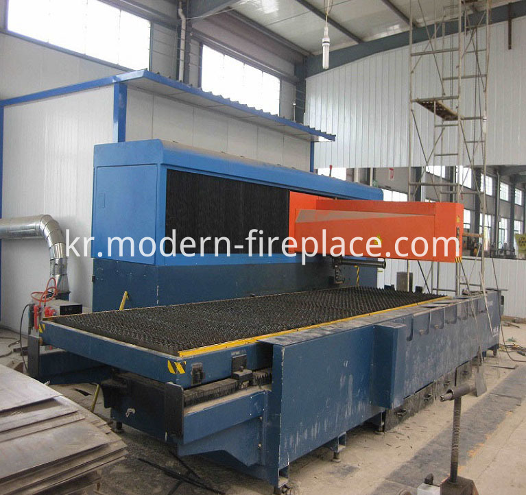 High Efficiency Wood Burning Stove Production