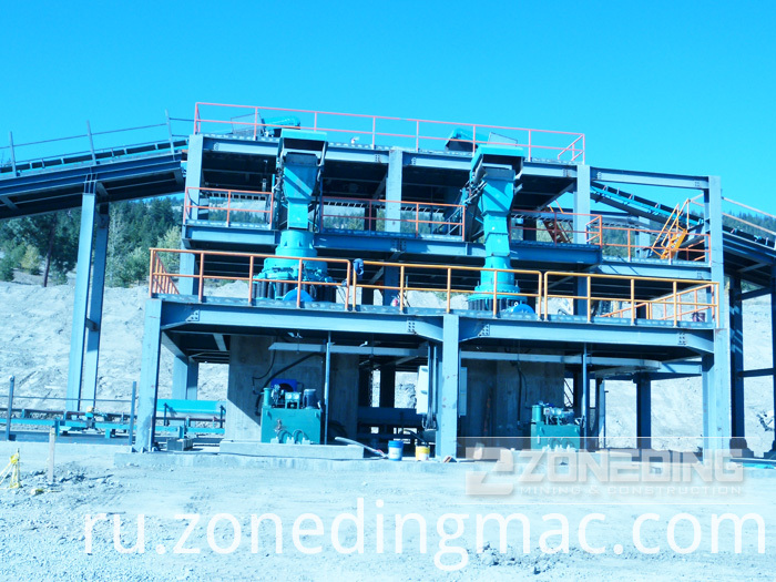 Quarry Crushing Plant