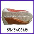 Neue Design Pu Material Non-Slip-Sohlen benutzerdefinierte Schuhsohlen äußere Sohlen Schuhe
