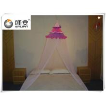 Drei verschiedene Farbe Spire Umbrella Mosquito Net
