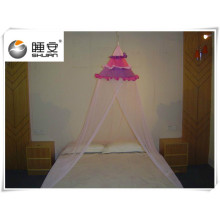 Tres colores diferentes Spire Umbrella Mosquito Net