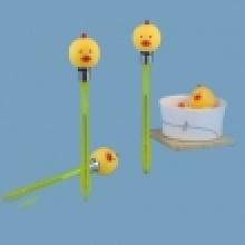 Gelbe Hühnchen Bump Pen