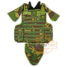 Bullet Proof Vest with Quick Release System