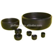 ASME B16.9 Standard A234 WPB Carbon Stahl Rohrdeckel Rohrverschraubung