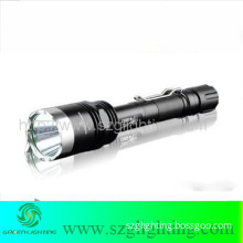 Newest brand high quality Led aluminium led flashlight torch