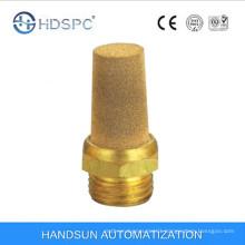 Brass Pneumatic Air Exhaust Muffler
