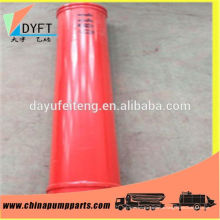 China acessórios de construção de concreto dn125 resistente ao desgaste bomba de concreto st52 tubos