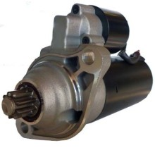 BOSCH STARTER NO.0001-125-009 for VW