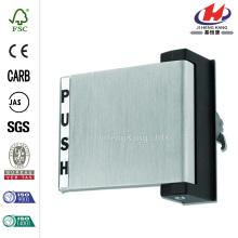 Aluminium-Store Front Push Paddel
