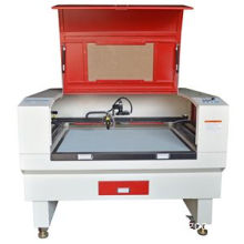 CCD Camera Auto Pickup Positioing Laser Cutting Machine Jc-1290 on Sale