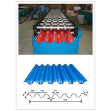 automatic color steel roll forming machine