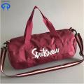 Travel bag non-woven large capacity duffel bag short