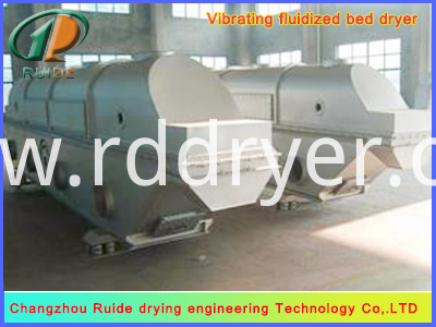 ZLG Vibrating Fluid Bed