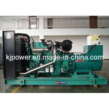 Conjunto de geração elétrica de 250kVA Powered by Chinese Yuchai Engine