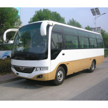 Low Price 30 Seats Coach Bus with Yuchai Engine
