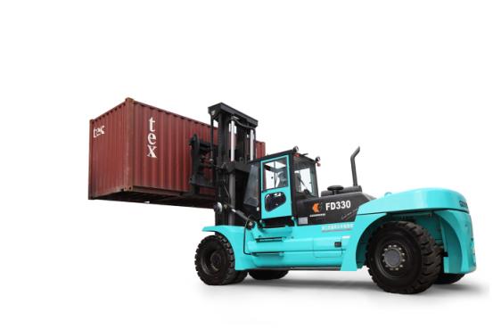 25.0-33.0Ton Diesel Forklift
