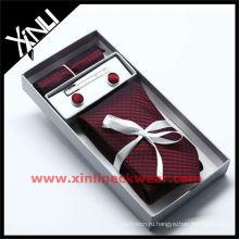 2013 новый галстук и носовой платок наборы