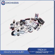 Véritable 4JA1 4JB1 pièces de rechange de moteur