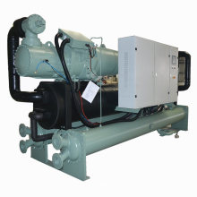 140kw Industrial Screw Water Cooled Water Chiller