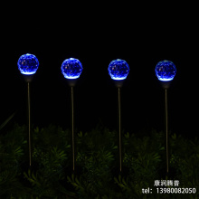 LED Simulation Crystal Ball  Lights