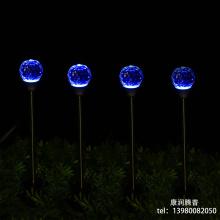 Lumières de boule de cristal de simulation de LED