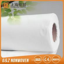 40% viscose 60% polyester spunlace rouleaux de tissu non-tissé