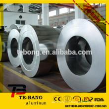 Bobine en acier au carbone laminé à chaud et à haute résistance ASM a36