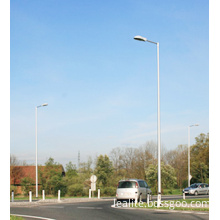 Square Lighting Galvanized Lighting Pole