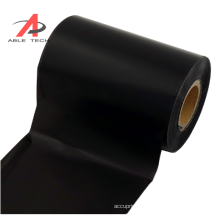 Print Production Expiry Date Batch Number TTO Ribbon Hot Stamping Coding Foil Size 50mm*300m Black