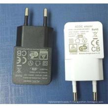 Chargeur USB pour téléphone portable