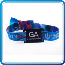 Custom Soft PVC RFID with Wristband for VIP