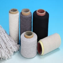 Recycled Polyester Cotton Yarn