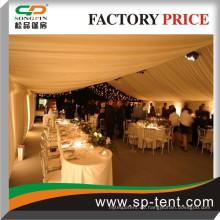 Marquee Zelt Preise zu günstigen Preisen für Outdoor-Hochzeitsfeier Veranstaltungen