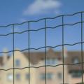 PVC Green Coated Euro Fence