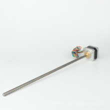 Motor paso a paso con tornillo NEMA17 Serie / Motor paso a paso lineal de 42 mm / Motor paso a paso activo Demend