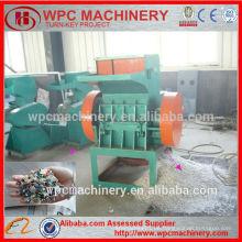 Holz-Zerkleinerungsmaschine für Recyclingprofile und -rohre