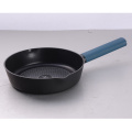High quality pressed aluminum non stick fry pan