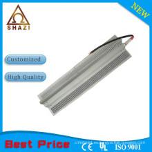 Aprobar el elemento calentador de aire acondicionado CE y UL con fregadero de aluminio
