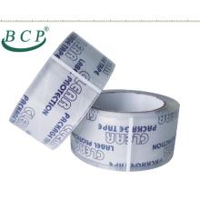 Bande d'emballage BOPP de la meilleure qualité