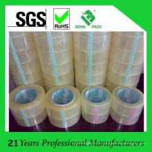 Embalagem da caixa impressa Logo OPP Tape (SGS, ISO9001)