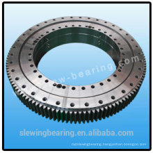 Wanda brand Triple Row Cylindrical Slewing Bearing for Crawler Crane
