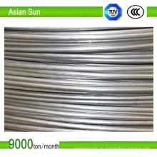 Fabricante y proveedor de Aluninium cable 99.7% aluminio puro