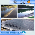Width 4m Film Geomembrane, HDPE Pond Liner Used for Landfill