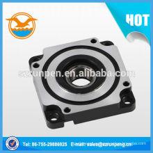 Extremo de la cubierta del motor de aluminio fundido a troquel
